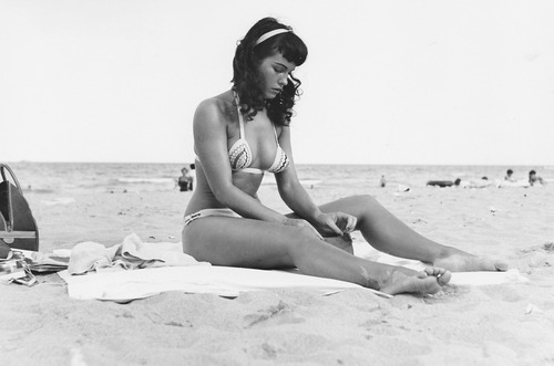 Bettie on Beach.png