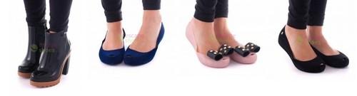 Escapeshoes calçado Melissa outono-inverno 2014 2