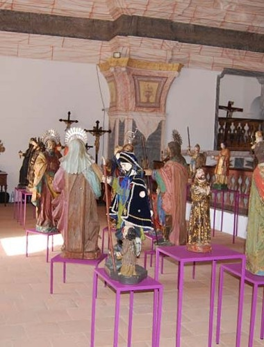 Museu de Arte Sacra Conego Albano Vaz Pinto, Castelo de Vide