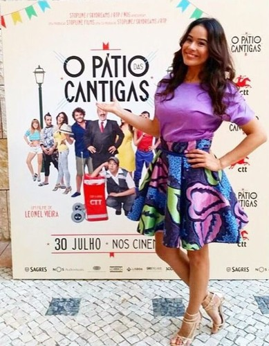 Adriane Garcia (apresentadora, atriz & cantora