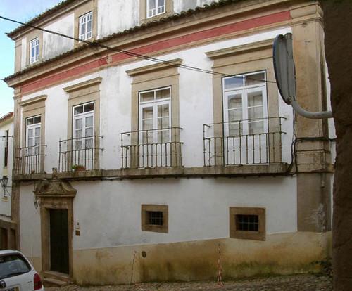 Casa na Rua Nova, n.º 24, Castelo de Vide