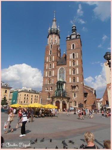 Igreja de Santa Maria em Cracóvia