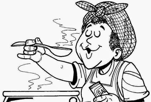 dia-da-merendeira-cozinheira-colorir-texto-ativida