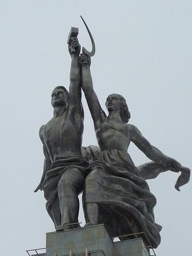 Estátua Vera Mukhina3