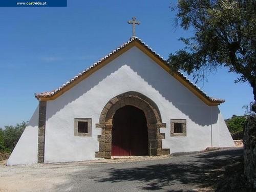 Igreja de São Salvador do Mundo, Castelo de Vide
