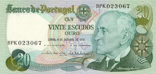 20$00 (Chapa 9, Almirante Gago Coutinho)