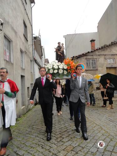 Missa - Procissão Stº António em Loriga !!! 069