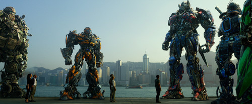 Transformers no MEO (app e filmes)