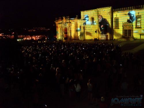 Espectáculo Video Mapping na Universidade de Coimbra UC 725 Anos - Uma História de Luz  (14)