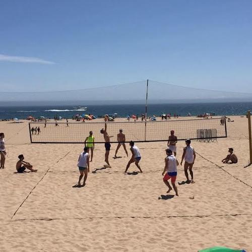 Pitch Beach rugby voleibol dark horses bjwhf lisbo