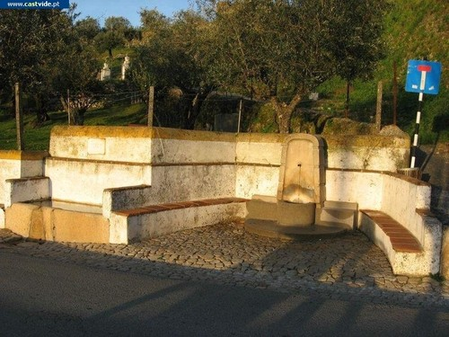 Fonte Sant Ana, Castelo de Vide