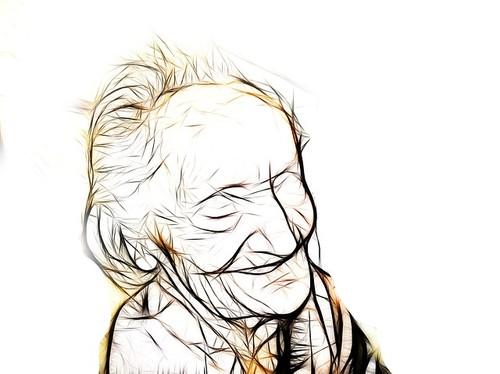 Alzheimer - Maria das Palavras (imagem Pixabay)