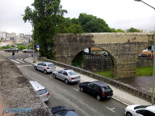 Aqueduto de Coimbra na Universidade de Coimbra [en] Aqueduct of Coimbra in the University of Coimbra