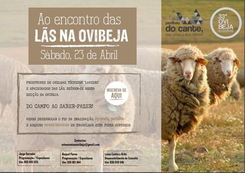 Flyer Ao Encontro das Lãs na Ovibeja Info.jpg