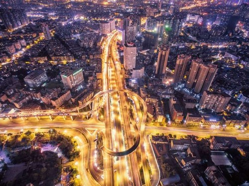 Viaduto em Ying Men Kou Chengdu, China.jpg