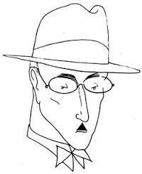 Fernando Pessoa - Ilustração
