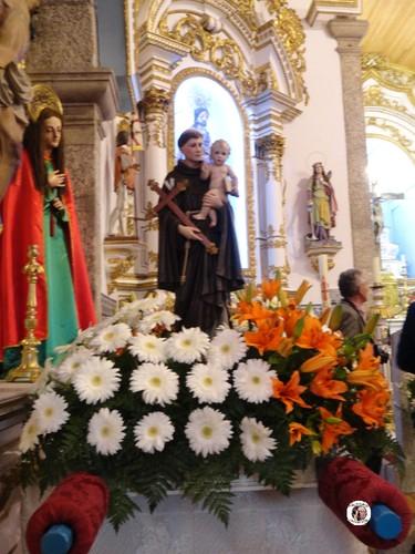 Missa - Procissão Stº António em Loriga !!! 001