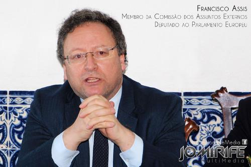 Francisco Assis - Deputado ao Parlamento Europeu, Presidente da Delegação para as Relações com o MERCOSUL, Membro da Comissão dos Assuntos Externos