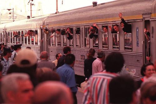 Partida Comboio da Literatura 2000.jpg
