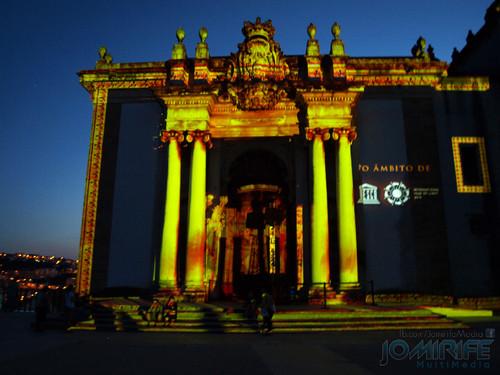 Espectáculo Video Mapping na Universidade de Coimbra UC 725 Anos - Uma História de Luz  (9)