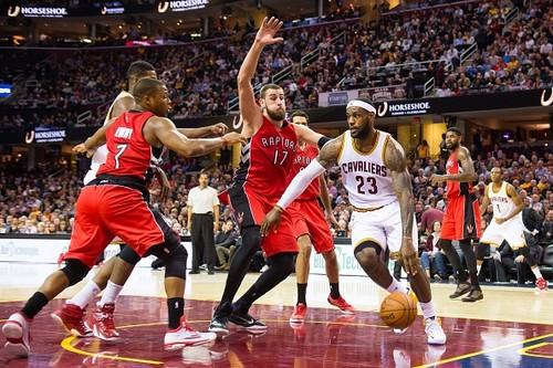Cavaliers vs Raptors