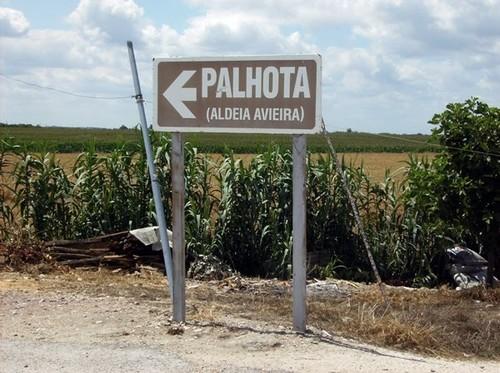 Palhota - Aldeia Avieira1.JPG