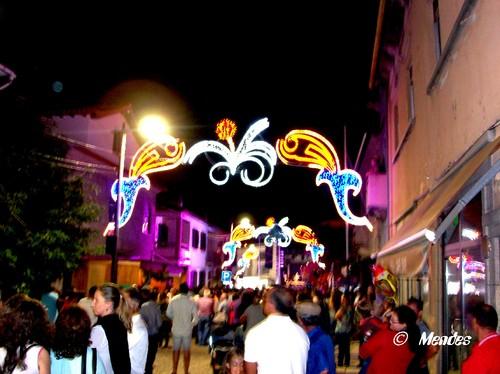 Vila de Cerva - Noite de Festa de S. Pedro