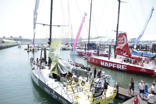 _MG_0659 Volvo Ocean Race 2015