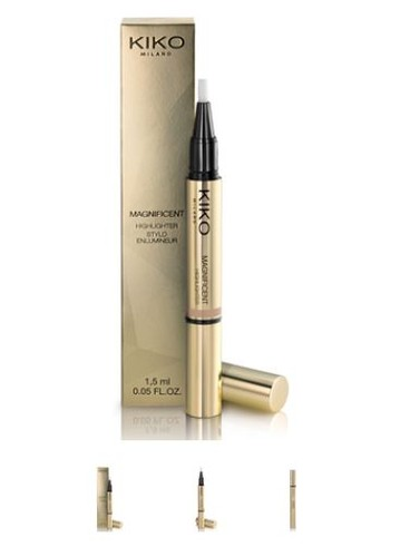 Kiko Milano Luxurious Limited Magnificent Highligh