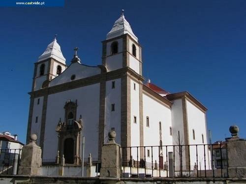 Igreja MAtriz de Santa Maria da Devesa, Castelo de Vide