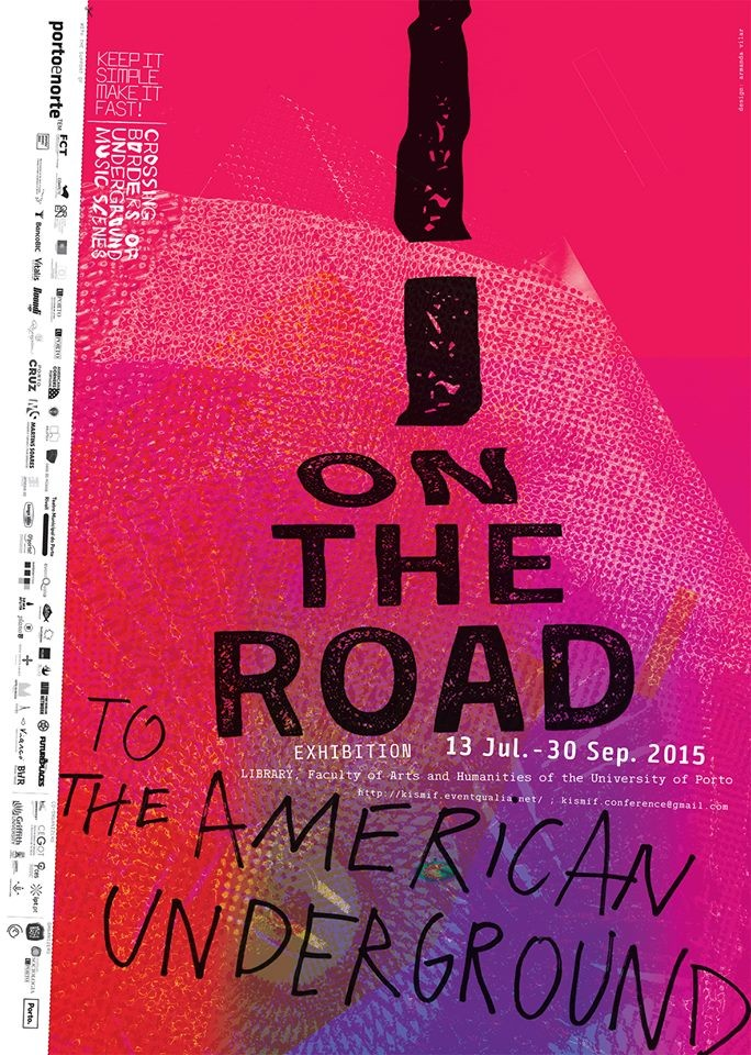POSTER On the Road (Armanda Vilar) 50x70 - low res