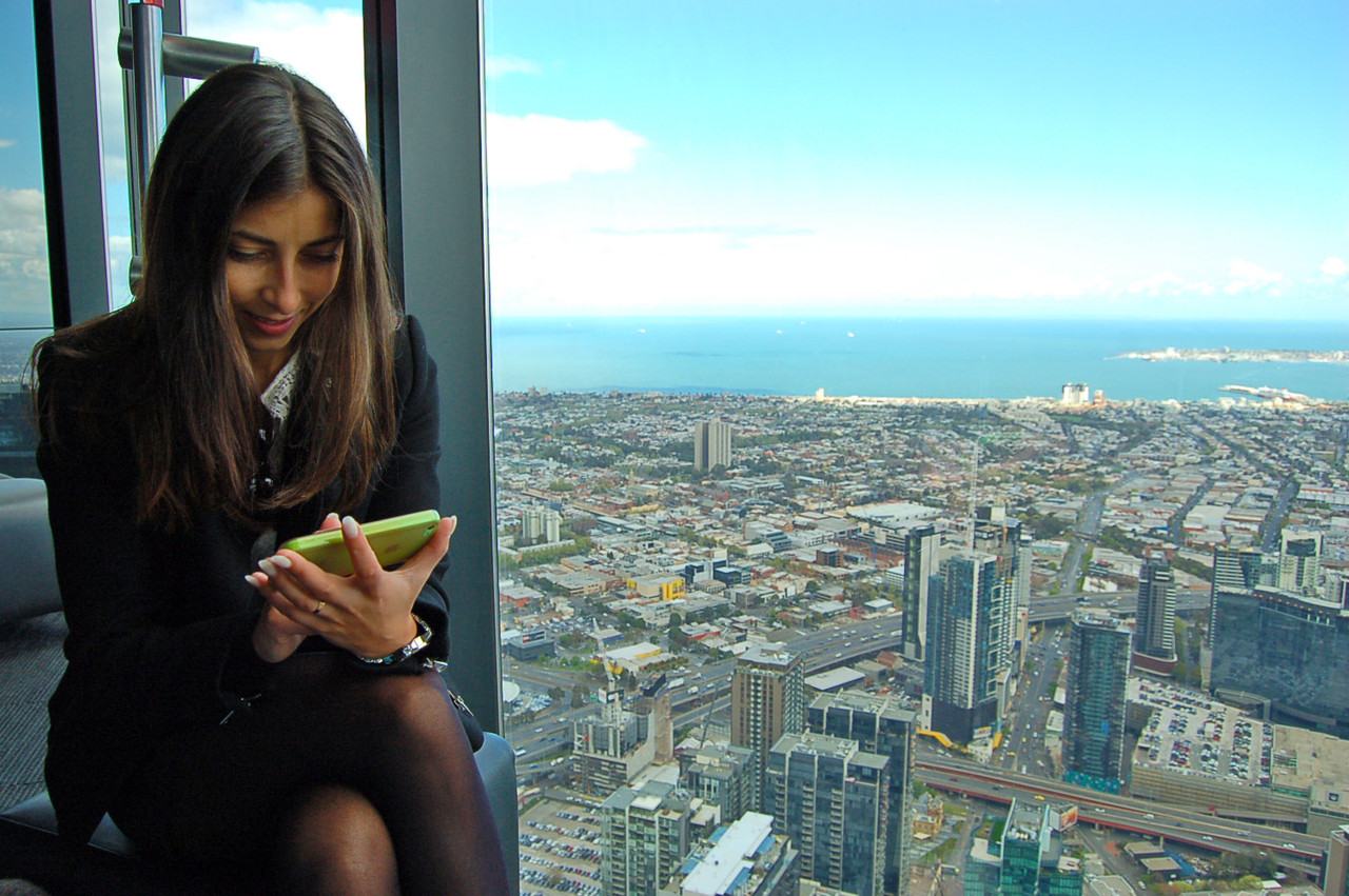 Eureka Tower, Melbourne