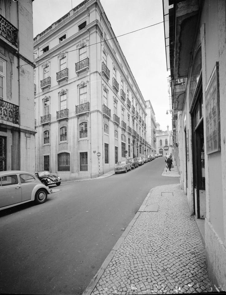 Palácio do Manteigueiro,1968, foto de Armando Ser