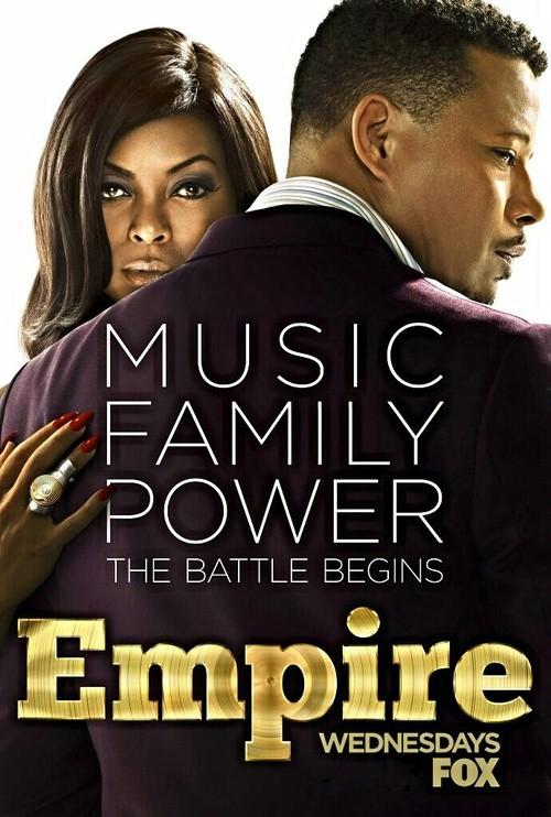Poster da série Empire