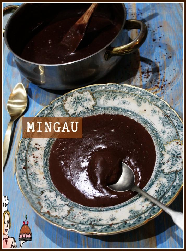 Receita de Mingau