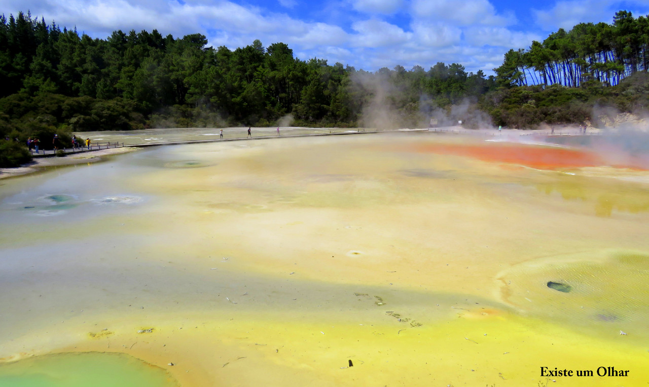 Wai-O-Tapu- Thermal Wonderland