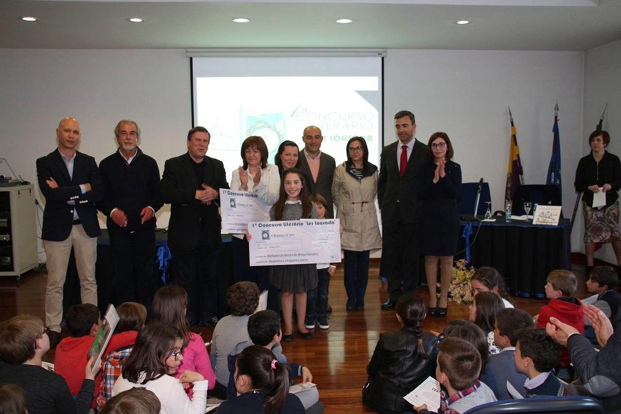 I Concurso Literário 1.º prémio 6.º ano.JPG