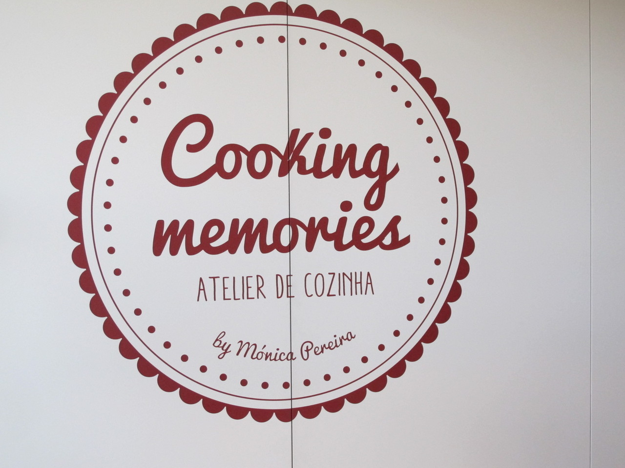 COOKING MEMORIES by Mónica Pereira