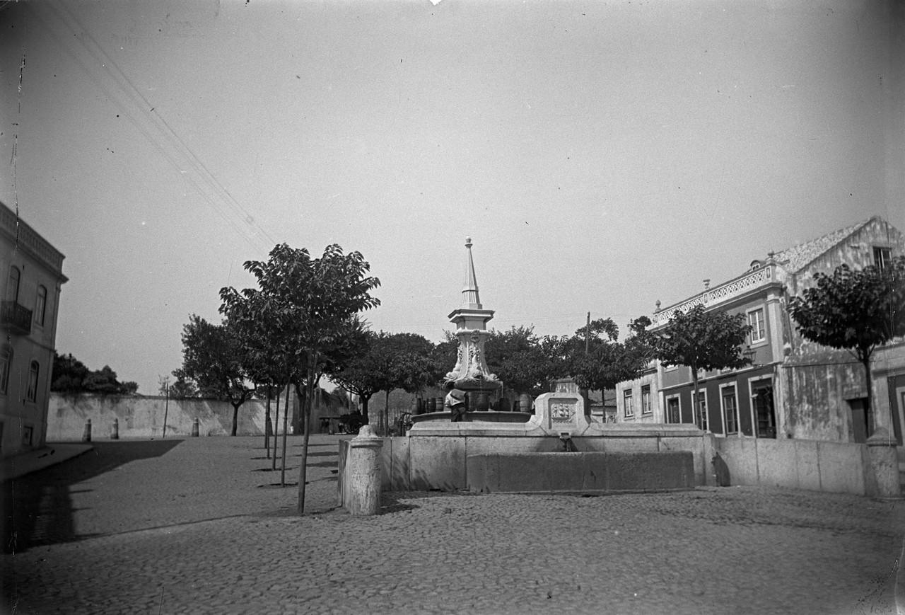 Chafariz de Belém, foto de José Chaves Cruz, in