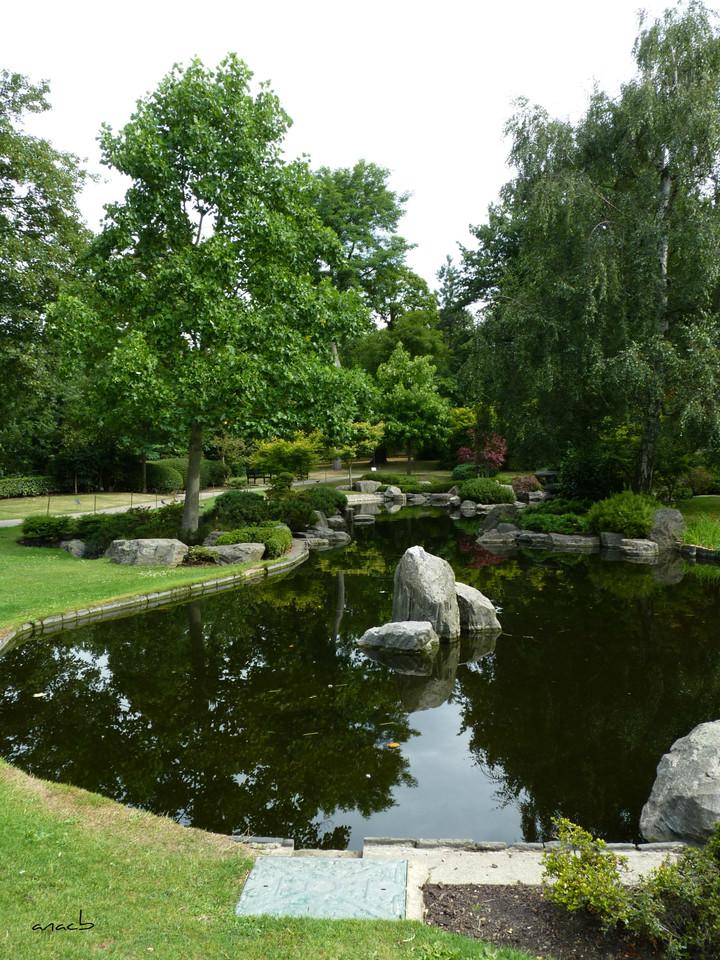 ao acaso #19 Kyoto Garden, Holland Park, Londres.J