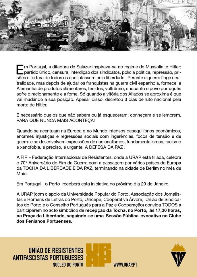 UPP Tocha Liberdade e Paz1