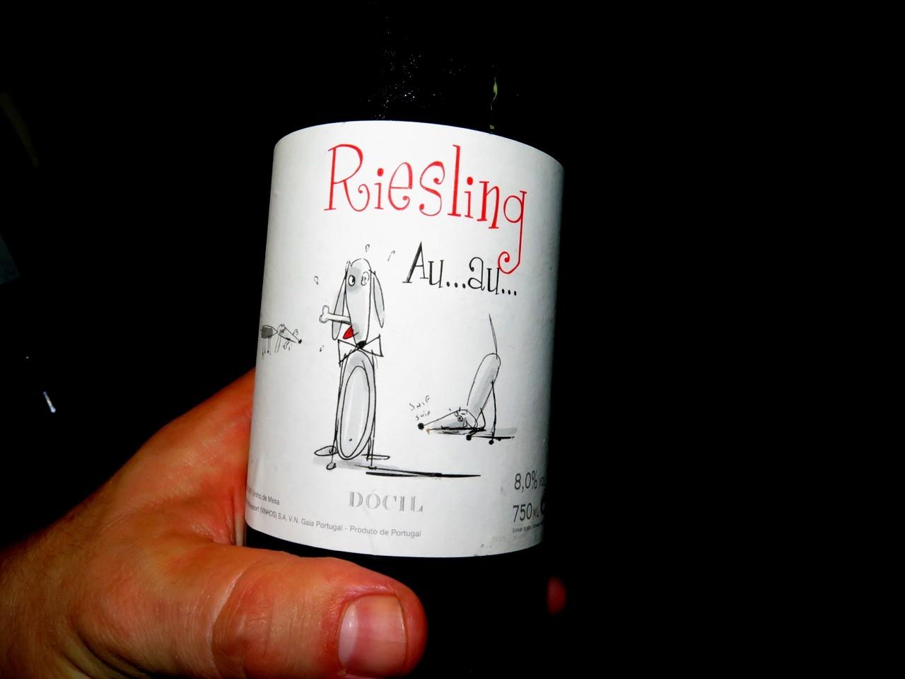 Au... Au... Riesling 2011