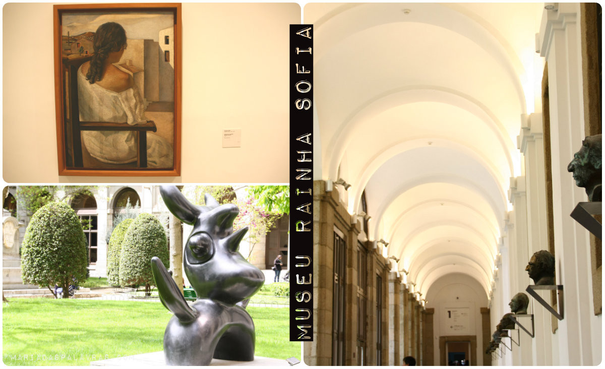 museu rainha sofia - Maria das Palavras.com