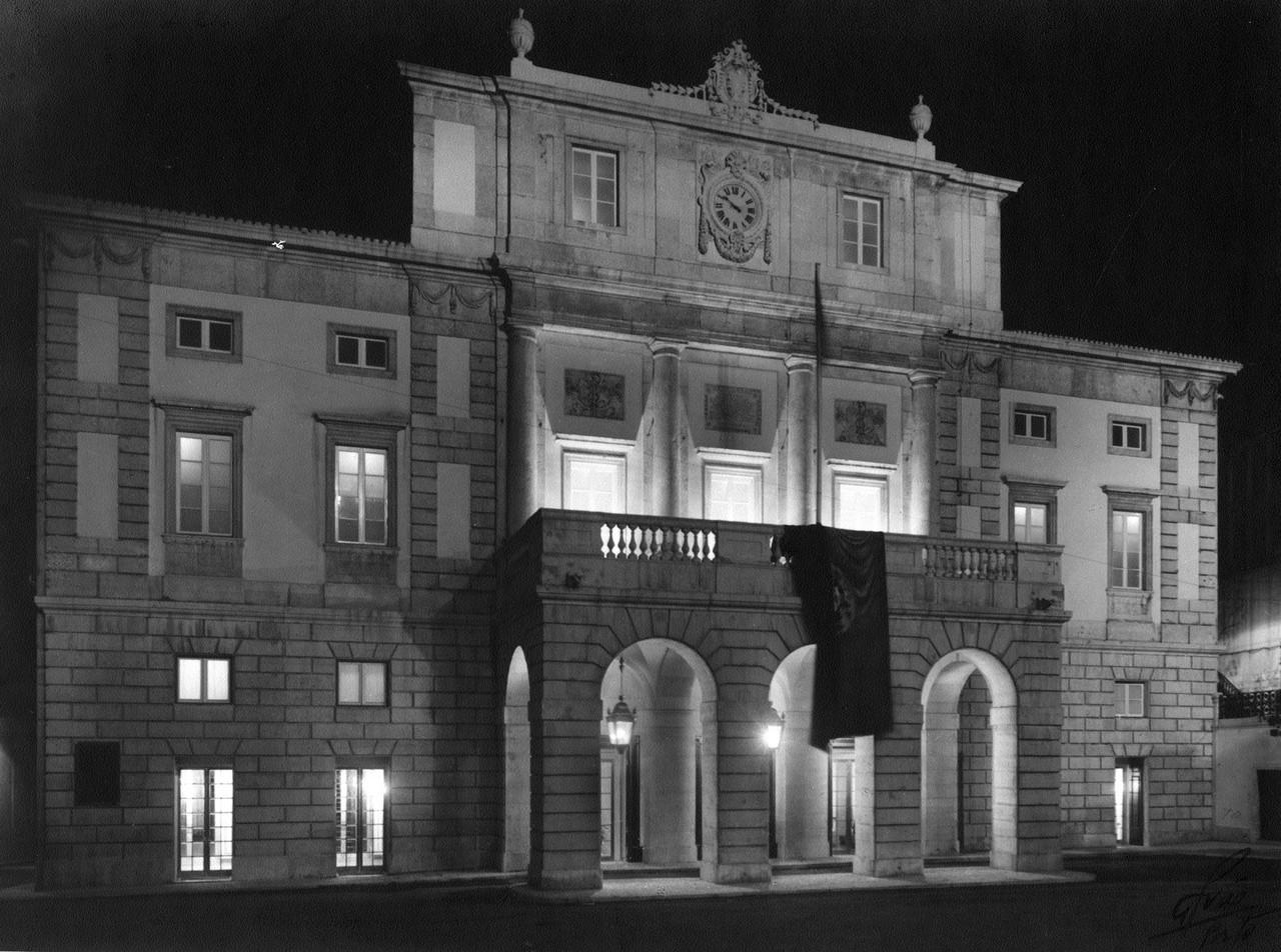 Teatro Nacional de São Carlos, foto de Domingos A