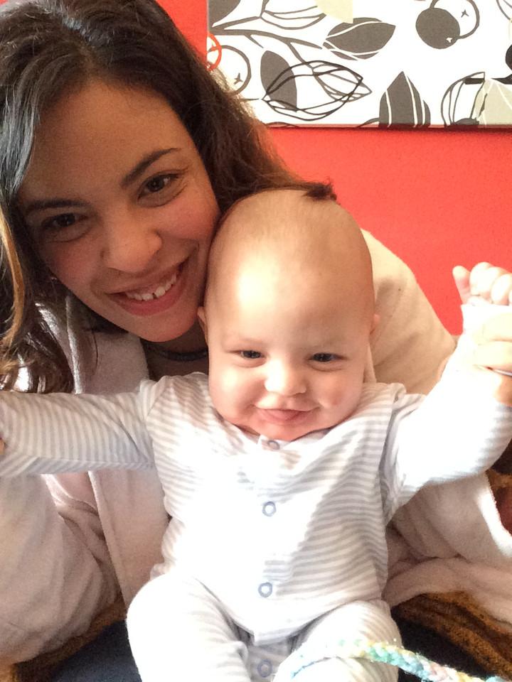 5 meses Mateus