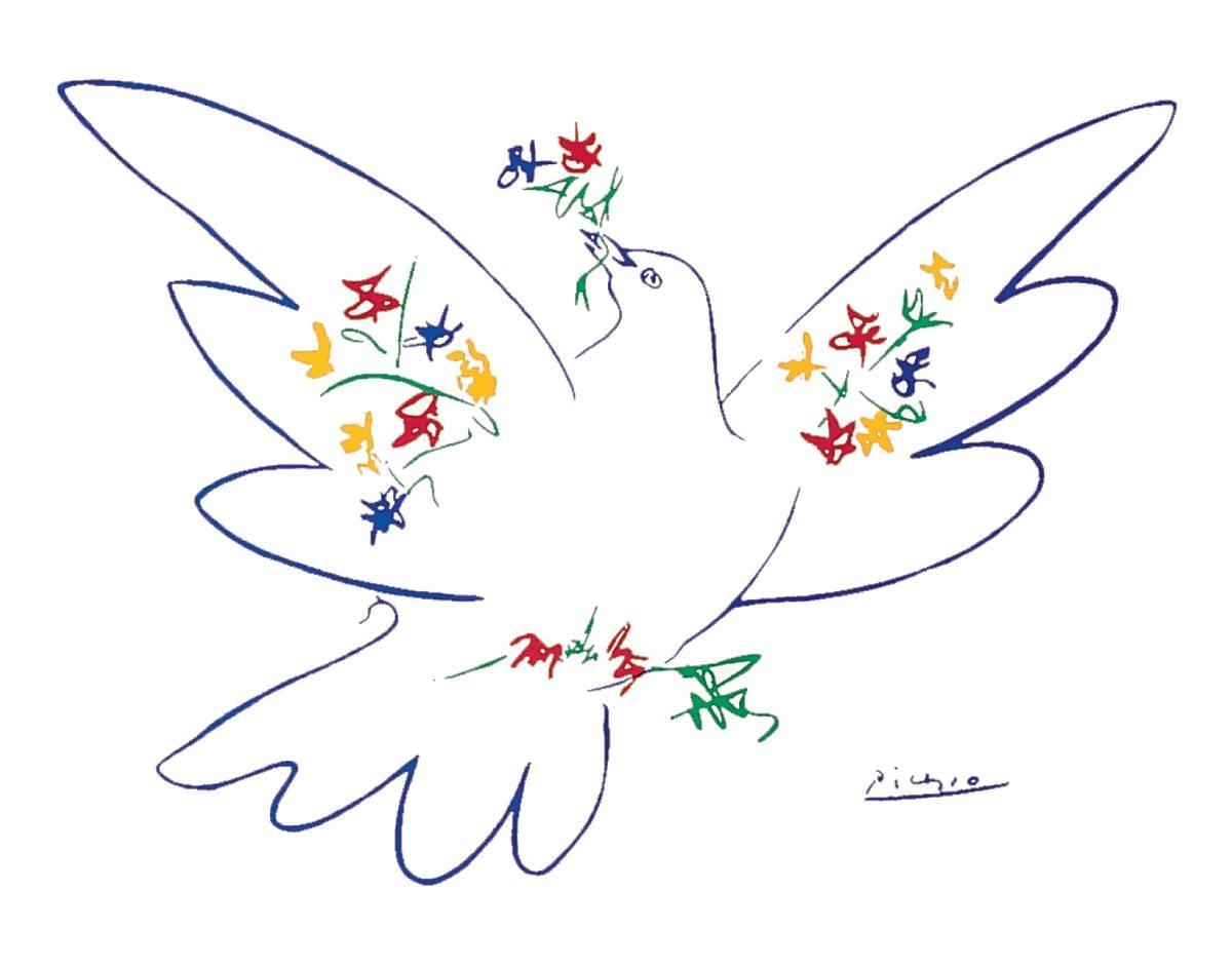 Picasso - Paz