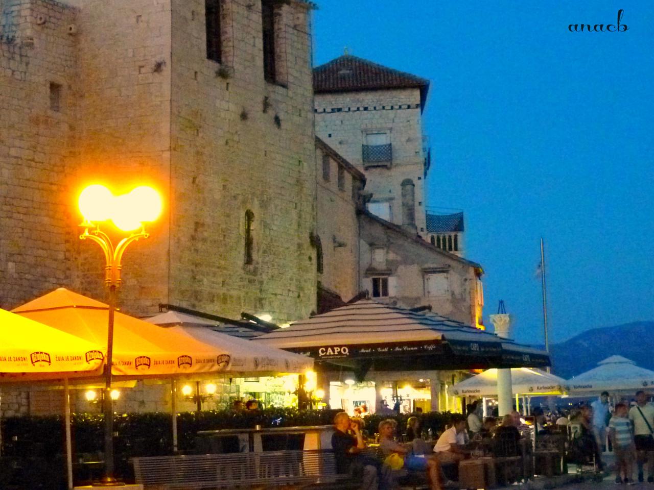 Trogir - St. Nicholas' fort - viajarporquesim.blog