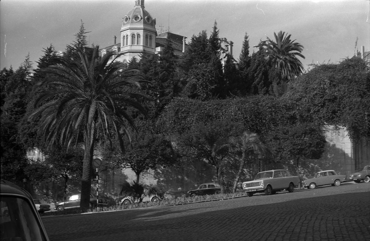 Palácio Sottomayor,1965, foto de Arnaldo Madureir
