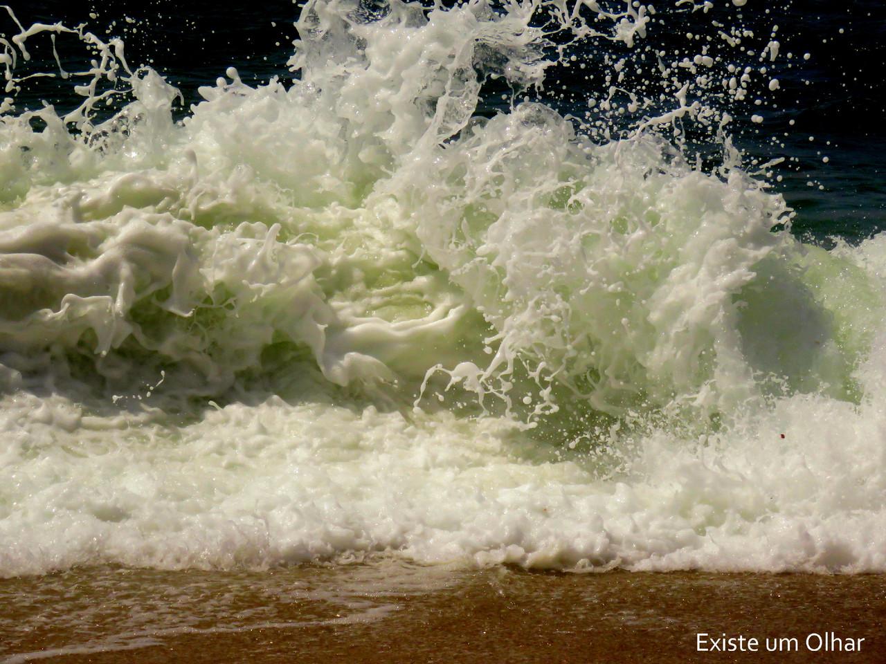 O mar chama por mim