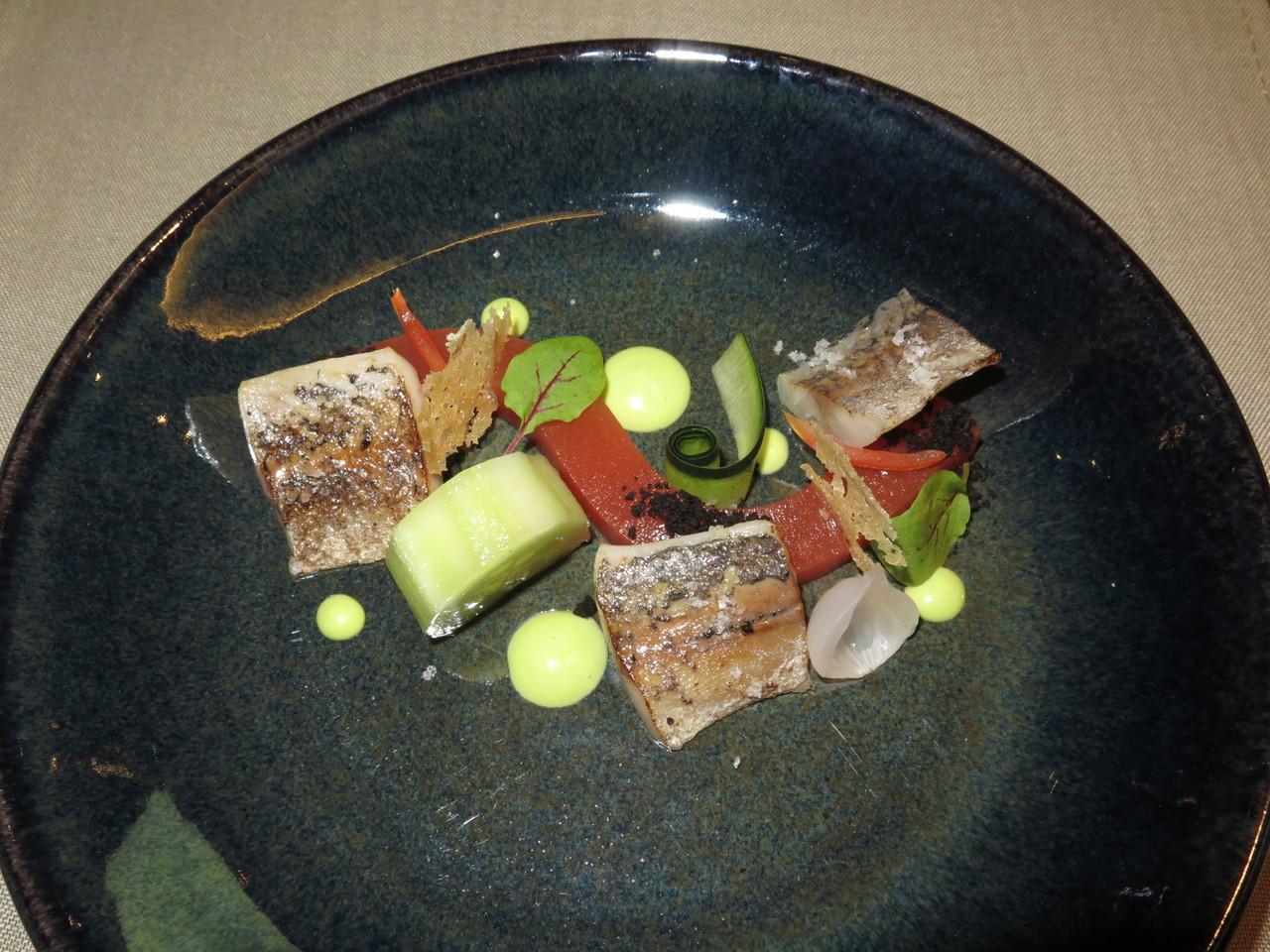Carapau / Salada Montanheira
